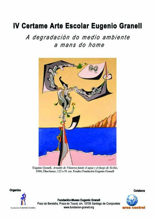 IV Certamen de arte escolar Eugenio Granell