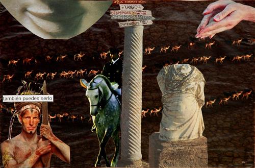 AMPARO SEGARRA. El collage y el arte étnico