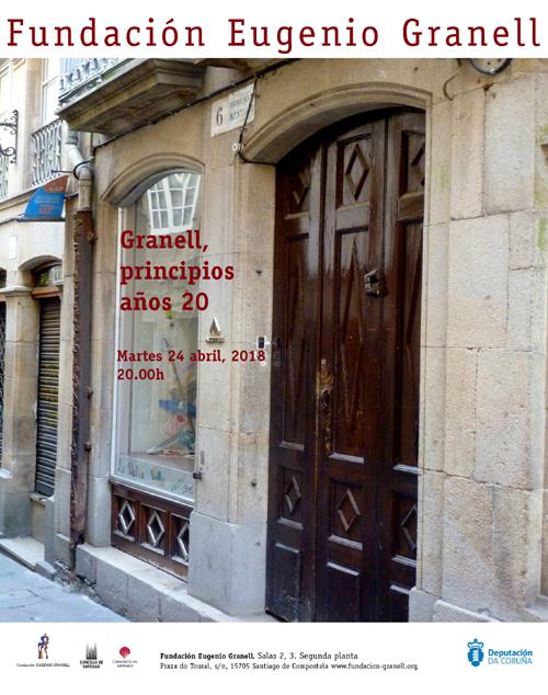 GRANELL, PRINCIPIOS AÑOS 20