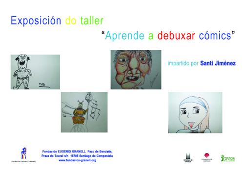 Taller: Aprende a dibujar cómics en la Fundación Eugenio Granell