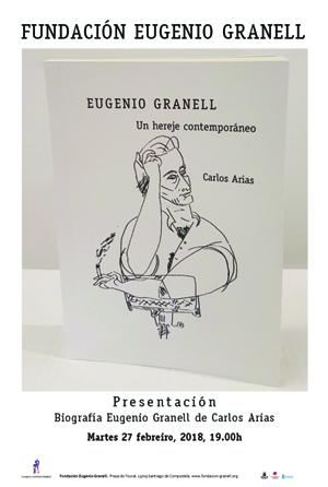 Presentación Biografía Eugenio Granell