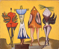 Colección Surrealista. Fondos