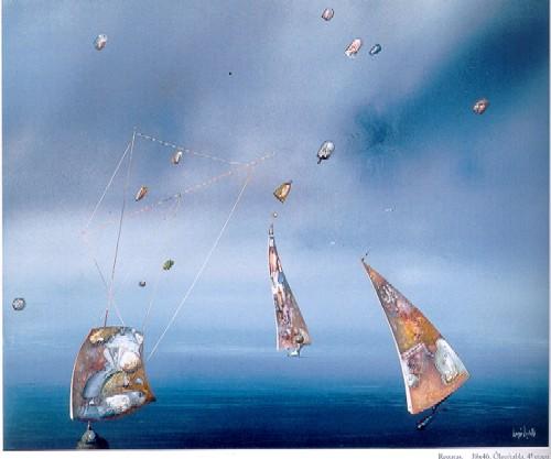 Lugrís Vadillo. Textura de mar