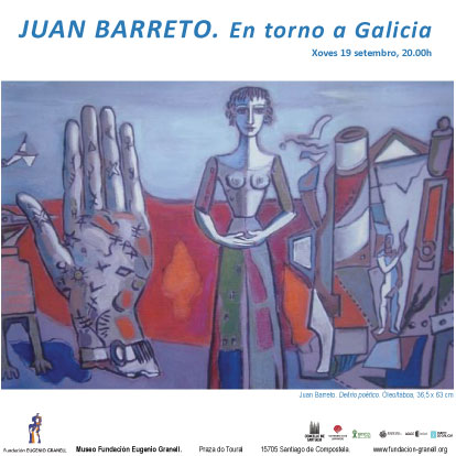 JUAN BARRETO. EN TORNO A GALICIA